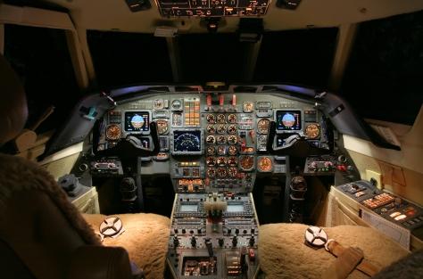Cockpit 8850a
