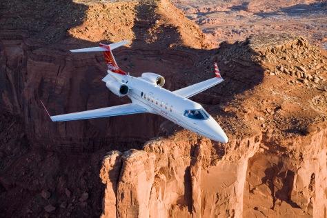Learjet45