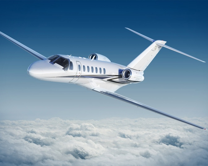Say Hello to the Citation Jet 3
