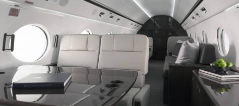 G450 interior