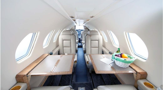 Citation Ultra Interior