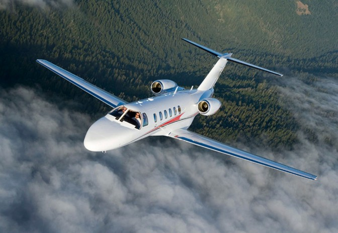 Land Closer to Your Destination in the Citation Jet 2