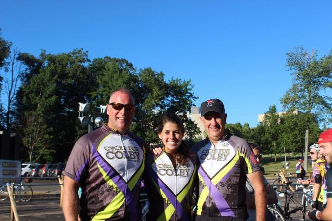 Pan-Mass Challenge: Cycle for a Cure