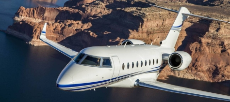 Photos courtesy of Gulfstream Aerospace