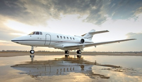 Hawker 800XP: A Charter Favorite | Private Jet Charter Blog