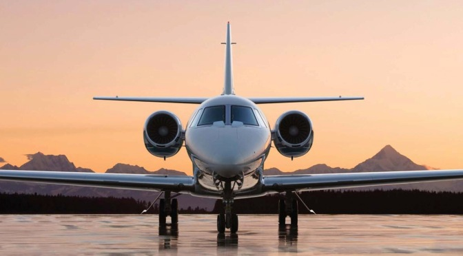 Meet the Citation Sovereign