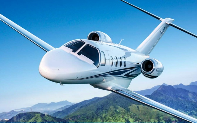 The Citation M2: Cessna's Latest Light