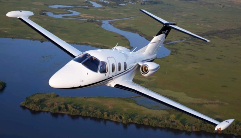 Eclipse 550 Exterior