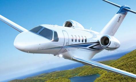 Citation Jet 4 Exterior