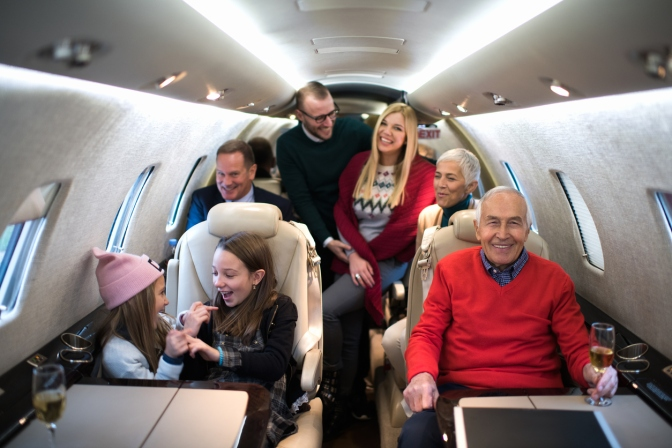 Hands Tied for Personal Private Jet Travel?