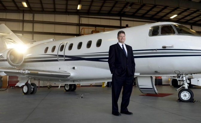 Aviation Firm Sees Big Growth