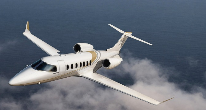 An Inside Look at the Learjet 70