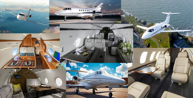 10 Most Popular Private Jets