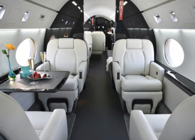 Discover the Always Popular Gulfstream IV