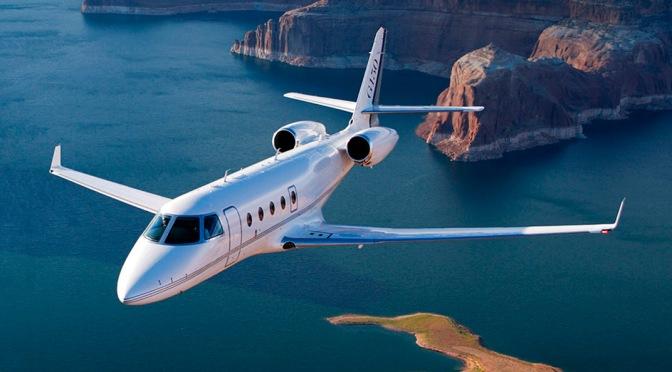 Get Going in a Gulfstream G150