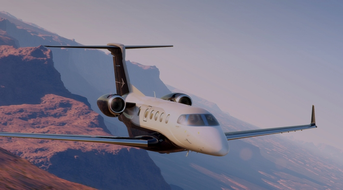 Ascend in the Best-in-Class Phenom 300