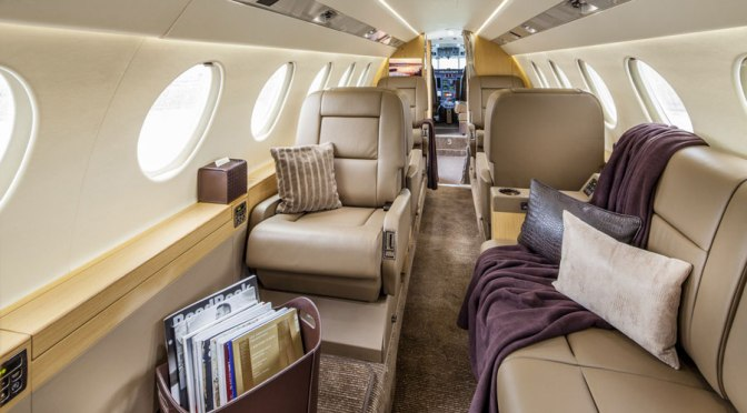 Take Your Next Trip in a Falcon 50