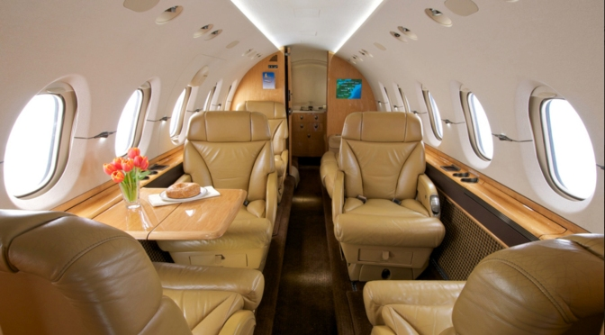 Hawker 800XP: A Charter Favorite