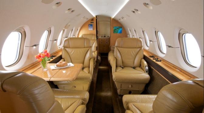 Hawker 800XP: A Charter Favorite
