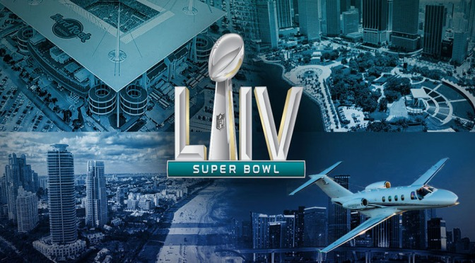 FlyPrivate to Super Bowl LIV!